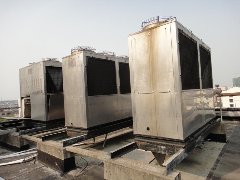 二手小型中央空调制冷机组回收-二手制冷设备网