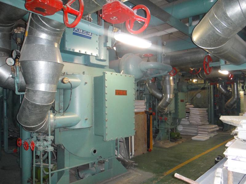 专业回收置换二手大连三洋系列蒸汽、直燃、冷热温水制冷机组