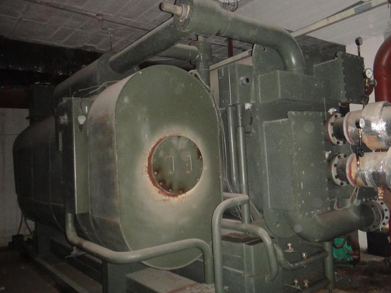 二手广重溴化锂中央空调