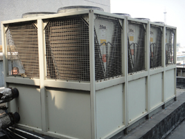风冷制冷机组,开利、约克、麦克维尔风冷水冷制冷机