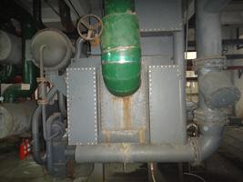 回收二手溴化锂空调,品牌有:大连三洋、双良、申马等