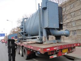 希望深蓝溴化锂制冷机