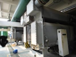 荏原溴化锂中央空调回收置换