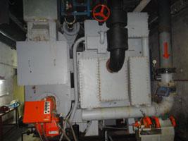 回收二手双良溴化锂制冷机