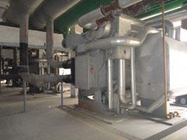 回收开利溴化锂制冷机组