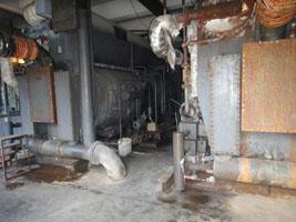 溴化锂制冷机组、热水机组、温水机组回收